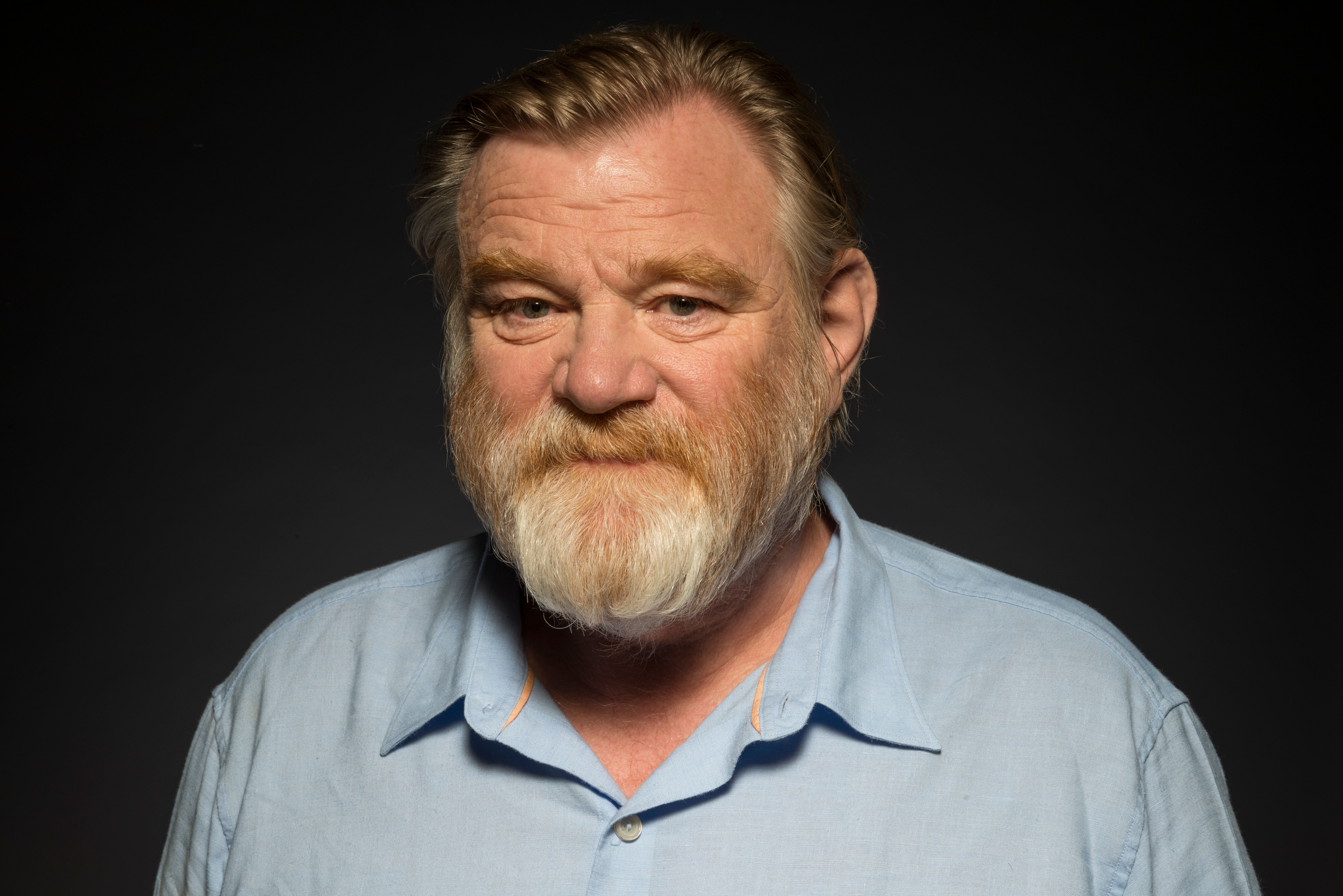 """Brendan Gleeson plays President Donald Trump in the upcoming Showtime series """"The Comedy Rule."""""""