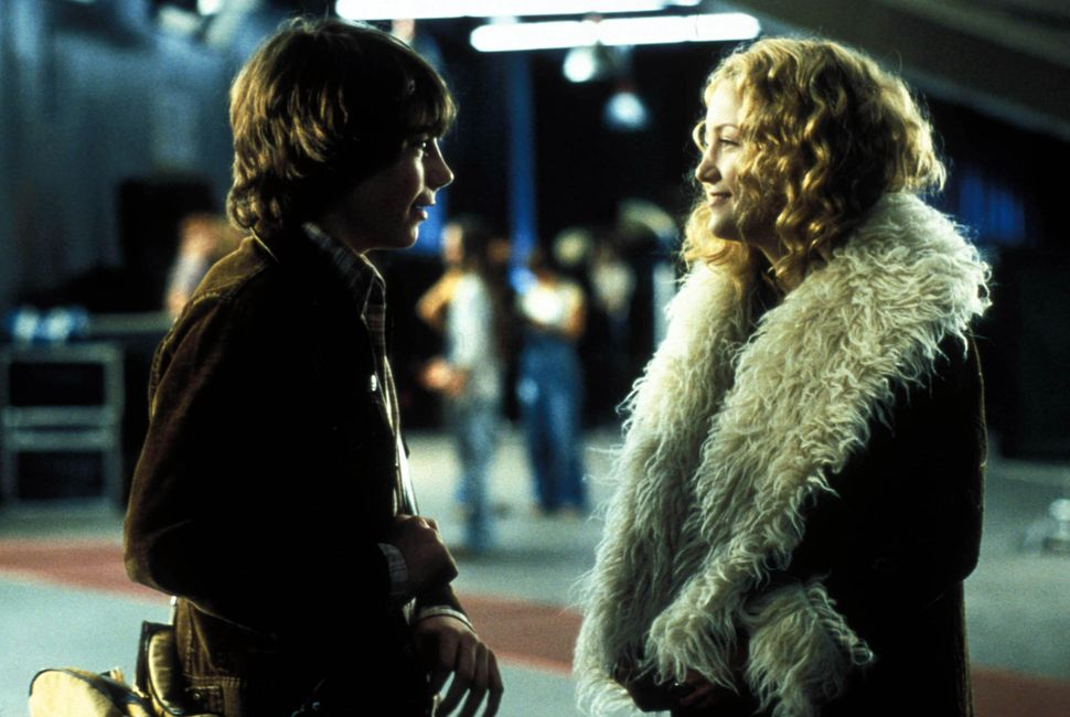 """Patrick Fugit and Kate Hudson in """"Almost Famous."""""""