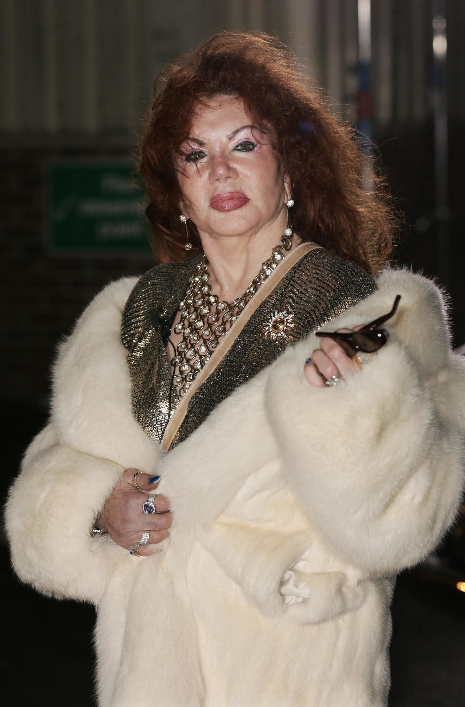 Jackie Stallone (1921-2020)